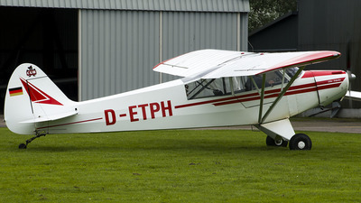D-ETPH - Piper PA-18 Super Cub - Private