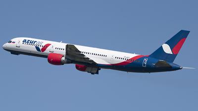 VP-BYC - Boeing 757-231 - Azur Air