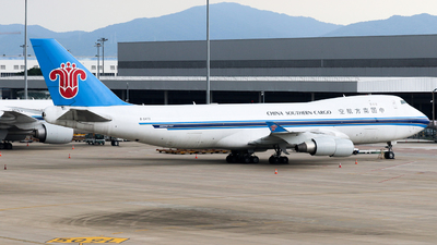 B-2473 - Boeing 747-41BF(SCD) - China Southern Cargo