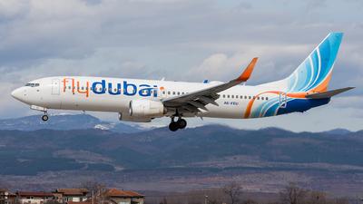 A6-FEU - Boeing 737-8KN - flydubai