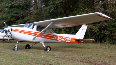 N66790 - Cessna 150M - Private