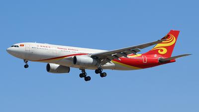 B-6519 - Airbus A330-243 - Hainan Airlines
