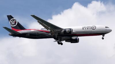 B-220H - Boeing 767-36N(ER)(BCF) - SF Airlines
