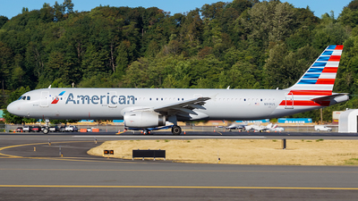 N919US - Airbus A321-231 - American Airlines