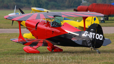 G-BTOO - Pitts S-1C Special - Private