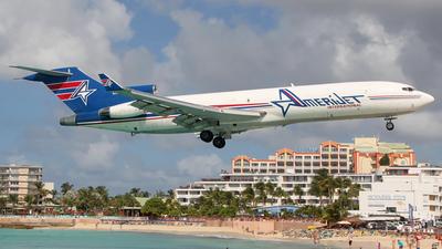N495AJ - Boeing 727-233(Adv)(F) - Amerijet International