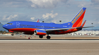 N249WN - Boeing 737-7H4 - Southwest Airlines
