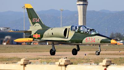 8734 - Aero L-39C Albatros - Vietnam - Air Force
