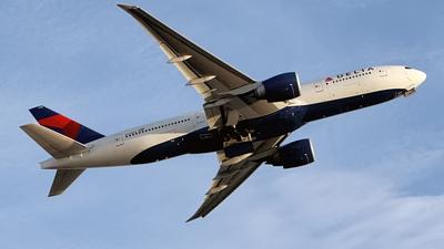 N706DN - Boeing 777-232LR - Delta Air Lines