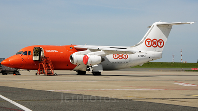 G-BNPJ - British Aerospace BAe 146-200(QT) - TNT Airways