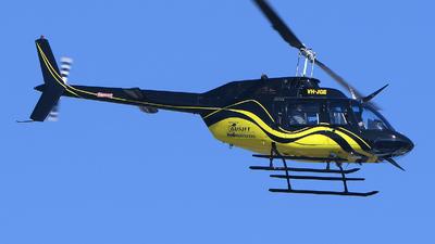 VH-JGE - Bell 206B JetRanger III - Ausjet Helicopters