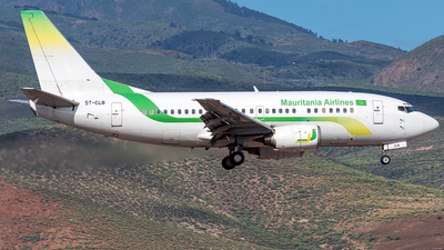 5T-CLB - Boeing 737-55S - Mauritania Airlines