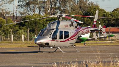 PR-VDN - Bell 429 Global Ranger - Private