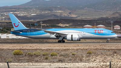 G-TUIL - Boeing 787-9 Dreamliner - TUI