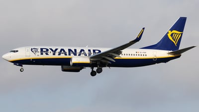 EI-FRF - Boeing 737-8AS - Ryanair