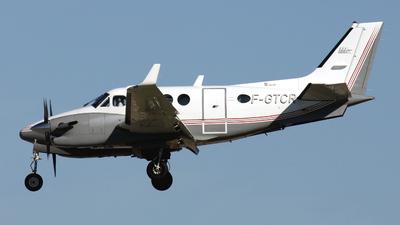 F-GTCR - Beechcraft C90B King Air - Atlantique Air Assistance