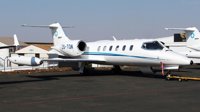 ZS-TOW - Gates Learjet 35A - Air Rescue Africa