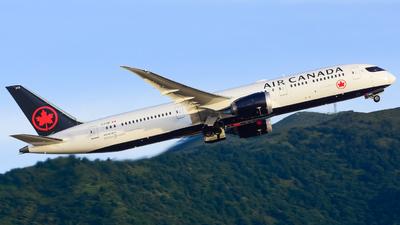 C-FVNF - Boeing 787-9 Dreamliner - Air Canada