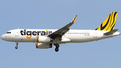 9V-TRW - Airbus A320-232 - Tigerair