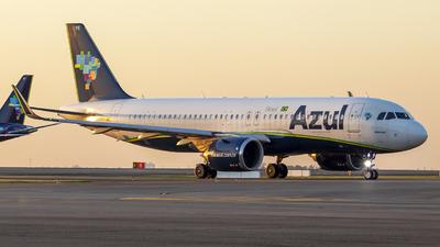 PR-YYK - Airbus A320-251N - Azul Linhas Aéreas Brasileiras