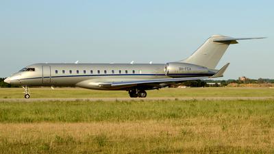 9H-FCA - Bombardier BD-700-1A10 Global 6000 - Albinati Aviation