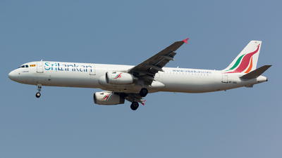 4R-ABQ - Airbus A321-231 - SriLankan Airlines