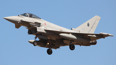 MM7290 - Eurofighter Typhoon EF2000 - Italy - Air Force