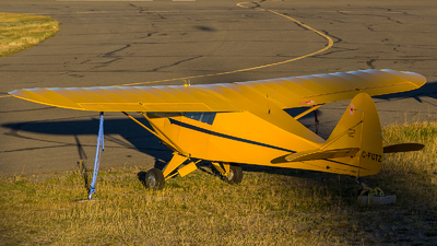 C-FGTZ - Piper PA-17 Vagabond - Private