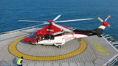 PP-NLX - Agusta-Bell AB-139 - Aeroleo