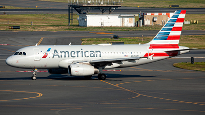 A picture of N821AW - Airbus A319132 - American Airlines - © OCFLT_OMGcat