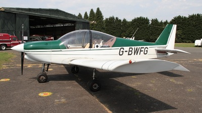 G-BWFG - Robin HR200/120B - Private