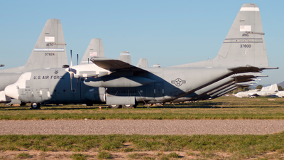 63-7800 - Lockheed C-130E Hercules - United States - US Air Force (USAF)