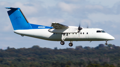 N991BH - De Havilland Canada Dash 8-106 - Bighorn Airways
