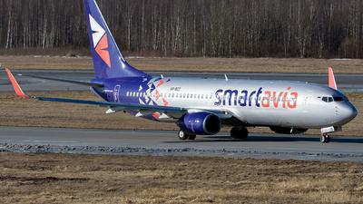 A picture of VPBCC - Boeing 7378Q8 - Smartavia - © ArCher