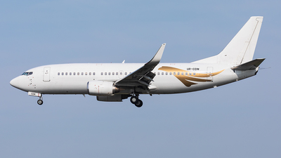 A picture of URCQW - Boeing 73732Q - Jonika - © Paul Buchröder