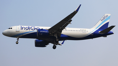 VT-ISI - Airbus A320-271N - IndiGo Airlines