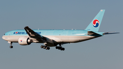 HL8046 - Boeing 777-FB5 - Korean Air Cargo