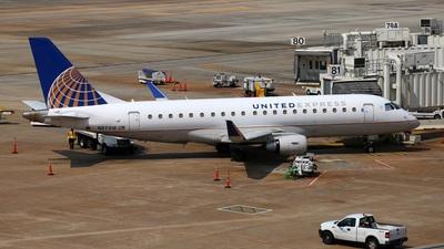 N87318 - Embraer 170-200LR - United Express (Mesa Airlines)