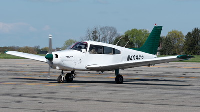 N40953 - Piper PA-28-151 Cherokee Warrior - Private