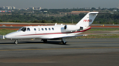 PR-REG - Cessna 525 Citation CJ2 - Private