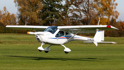 D-MGAN - Remos G-3/600 - Luftsportverein Günzburg