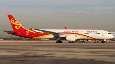 B-7835 - Boeing 787-9 Dreamliner - Hainan Airlines