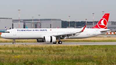 D-AYAZ - Airbus A321-271NX - Turkish Airlines