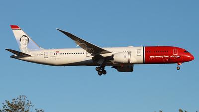 G-CKWT - Boeing 787-9 Dreamliner - Norwegian