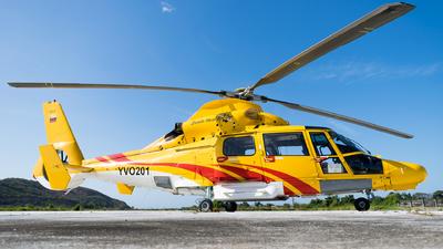 YVO201 - Eurocopter AS 365N3 Dauphin - Petroleos de Venezuela PDVSA