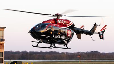 N193LL - Eurocopter EC 145 - Indiana University Health - Life Line