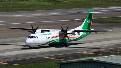 B-17009 - ATR 72-212A(600) - Uni Air
