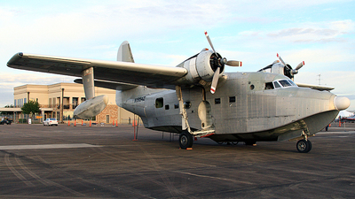 N1954Z - Grumman HU-16C Albatross - Private