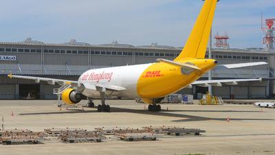 B-LDE - Airbus A300F4-605R - Air Hong Kong