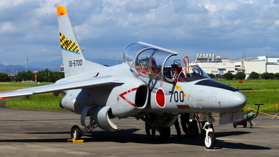 36-5700 - Kawasaki T-4 - Japan - Air Self Defence Force (JASDF)